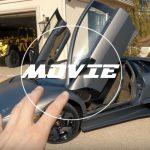 突然アンチからランボルギーニLOVEに転じたユーチューバーが「レヴェントン」の内外装、走りを動画で紹介