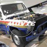 【動画】ポルシェ928のV8エンジンを積んだメルセデス・ベンツGクラスが存在した!しかもポルシェ自らが改造
