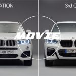 3世代目に突入したBMW X3。BMW自ら先代から「進化したところ」を示す比較動画を公開