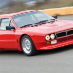 【競売】NSXにも大きな影響を与えた変態車、ランチア・ラリー037ストラダーレ。新車で日本に販売された個体