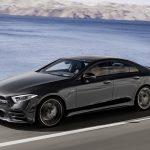 メルセデスAMG「CLS53」発表。AMGの新基準、新型直6+マイルドハイブリッドにて456馬力