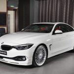 M4以上、M4コンペティション未満。BMWアブダビが「アルピナB4 S ビターボ」を展示