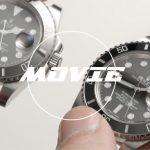 【動画】どちらが本物のロレックスか見分けがつく?近年ますます技術の向上しているフェイク腕時計を斬る