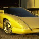 """こんなコンセプトカーもあった。ベルトーネが30年前に考えた「ミドシップ・コルベット」、""""ニヴォラ"""""""
