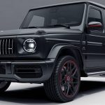 全身ブラックの渋いヤツ。新型メルセデスAMG G63「エディション1」が発表に