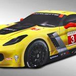シボレーがコルベット用に「レースカー(C7.R)風」カーカーバーを発売