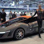 こんなコンセプトカーもあった。ストラトス・ゼロの現代版、ベルトーネ「ヌッチオ」