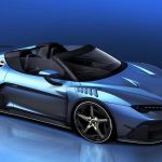 イタルデザイン50周年記念「ゼロウノ・ロードスター」公開。限定5台、価格は2億7000万円