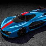ピニンファリーナが個人向けサーキット専用スーパーカー「H2」発売。たぶん価格は3億円近く
