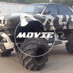 【動画】ロシアより愛を込めて。BMW 7シリーズを超ワイルドなオフローダーに。販売も可能