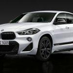 BMWがX2/X3/X4向けのMパフォーマンスパーツ発表。内装ではベロア調マットが「新製品」