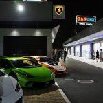 ランボルギーニ大阪/神戸新サービス工場オープニングパーティーへ行ってきた。世界に一台のレアカーも登場