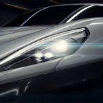 元祖ハイパーEVメーカー、リマックが1500馬力に達するとされる新型車「コンセプト・ツー」の姿をチラ見せ