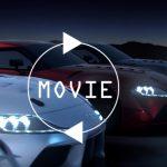 トヨタが新型スープラのプロモ動画を公開。赤、白、黒3台が登場しトリプルドリフト