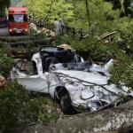 わずか1787万円?台風で倒れた巨木に潰され大破したトヨタ2000GT。その損害賠償が半額で和解の見込み
