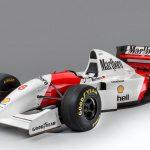 【競売】近代F1最高額を記録?アイルトン・セナが1993年にモナコ6勝を記録したマシン