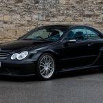 【競売】生産100台、ブラックシリーズよりパワフルなメルセデス・ベンツCLK DTM。3000万円オーバーの予想