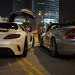 香港でのメルセデス・ベンツのイベント(2)。やってきたCLK DTM / SLSブラックシリーズを紹介