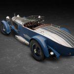 1927年製メルセデス・ベンツ「ボートテイル」が60年ぶりに英国へ。昔のベンツはこんなに自由だった