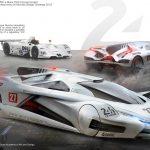 BMWがル・マンに復帰したら?2030年のエレクトリックレーサー「BMW SPIKE」