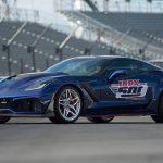 今回は史上「最強」のペースカー現る。シボレー・コルベットZR1がインディ500に登場