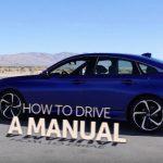 ホンダが「MTの運転はこうする」という動画を公開。そこまでしないといけないほどMTは衰退?
