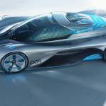 CGアーティストの考えたメルセデスAMGハイパーカー「C01」。本家プロジェクト・ワンよりイケてる?