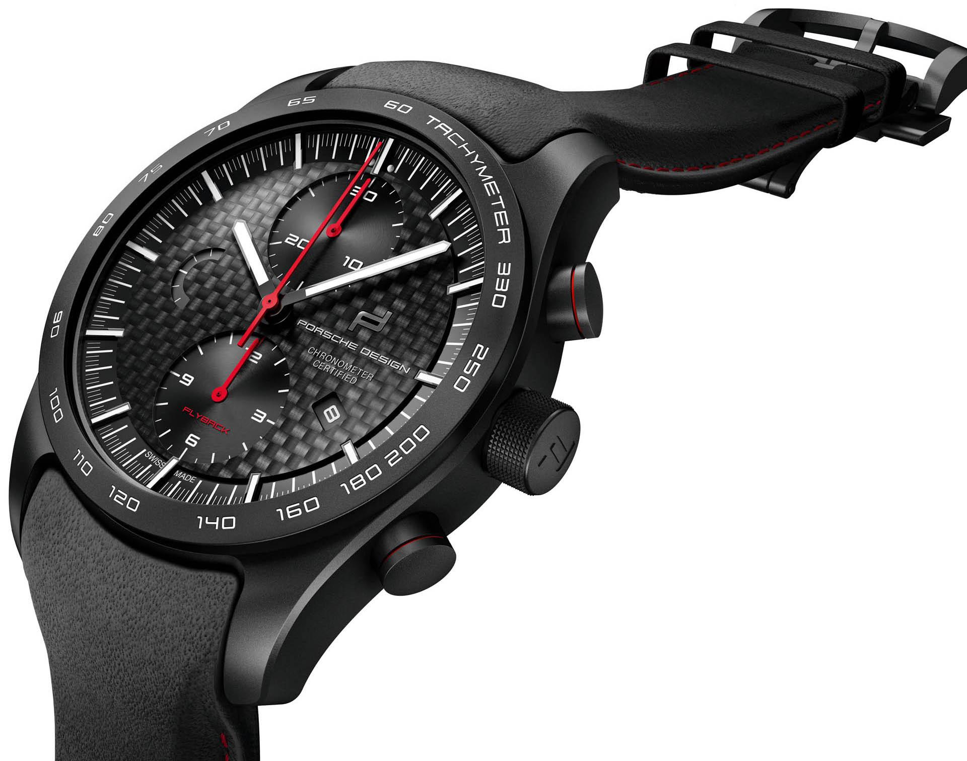 new product 85b40 b9248 ポルシェデザインが新作腕時計発売。今回はレースカー
