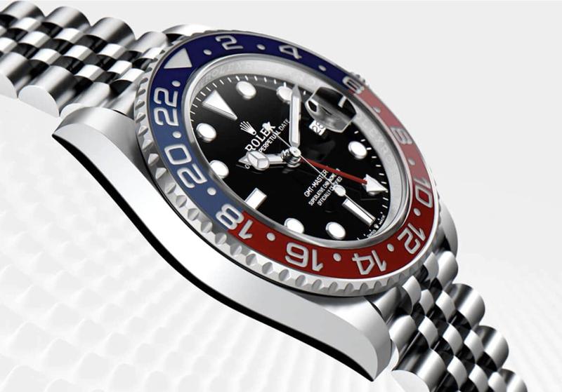 separation shoes 4199a 36439 ロレックスがバーゼル2018にて新モデル発表。GMTマスターⅡ ...