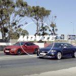 【動画】駆動方式?馬力?軽さ?メルセデスAMG C63、BMW M4、アウディRS5を直線で競わせてみた
