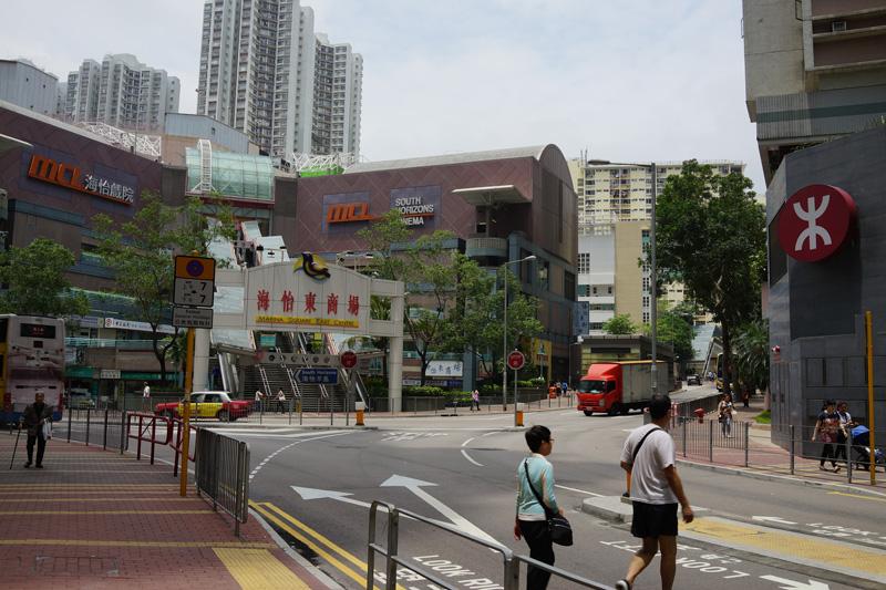 88f049d65b1b 香港のプラダ・アウトレット、そしてアウトレットビル「ホライズンプラザ ...