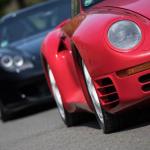 ポルシェの歴史的モデル「959、カレラGT、918スパイダー」が揃ったレアな動画が公開に