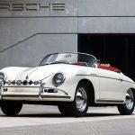 【競売】1956年の購入以来、ずっと同じオーナーの保有によるポルシェ356スピードスターが登場