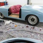 ポルシェが最初の市販車「356 No.1」をレプリカとして復元。第1号車はこんなクルマだった
