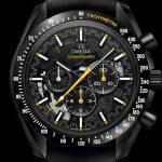 """オメガで最も値が下がらない腕時計、オメガ・スピードマスター""""ダーク サイド オブ ザ ムーン""""に新作「アポロ8号」が登場"""