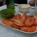 香港グルメ紀行、「市場」編。新鮮な食材を使用した海鮮料理を食べてみた