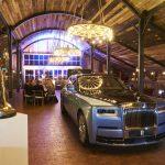ロールスロイスが「車を愛でながらコニャックを嗜む」イベントを開催。ディナー、送迎付きの豪華イベント