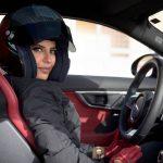 唯一女性の自動車運転が禁止されていたサウジ。ついに解禁され女性が「歴史上はじめて」サーキットを走る!