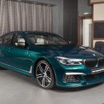 世界最大のBMWディーラー、BMWアブダビがカスタム/オプション満載の7シリーズを公開