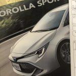 """トヨタ・カローラスポーツの見積もり取得!グレードはハイブリッドG""""Z""""、支払い総額315万円"""