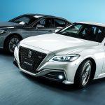 トヨタは新型クラウンのカスタマイズカーも発表。ボディカラーやパーツを見てみよう