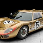 【競売】歴史上、最も高い価値を持つクルマのうち一台。1966年にル・マンでフェラーリを破ったフォードGT40が登場