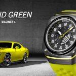 チタン、カーボン、セラミック、アルミetc。最新素材「全部入り」、スポーツカーをイメージした腕時計「ゴリラ」登場