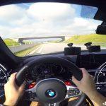 【動画】BMW M5は公称値より加速/最高速/馬力とも上?複数ユーチューバーが検証してみた