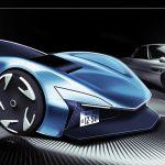 マツダ・コスモの「2027年モデル」を考えたデザイナー。水素ロータリー+ハイブリッド