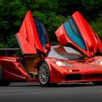 """2台しか製造されなかったマクラーレンF1""""LM""""販売中。その価格はいかほど??"""