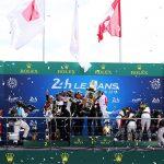 「思いっきり走ってくれて、ありがとう!」トヨタがル・マンにて悲願の初優勝を飾る