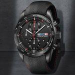 ポルシェ・デザインが「70周年記念」限定腕時計(クロノグラフ)発売。ケースは得意のチタン製