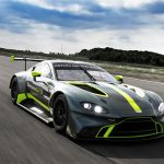 アストンマーティン「ヴァンテージGT3/GT4」見参。発表済みの「GTE」とともに来シーズンより大暴れ