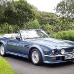 【競売】初代アストンマーティン・ヴァンテージ・ヴォランテ(1986)。現代の車にはない美しさは宝石のよう
